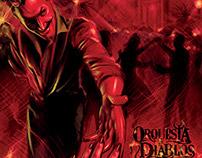 Arte de tapa para Orquesta de Diablos