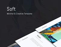 Soft Minimal Template (v1)