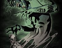 """Lincoln Durham """"Inner Demon"""" Promo Poster"""
