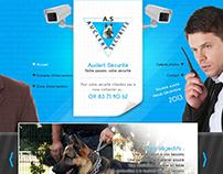 Auclert Sécurité WebSite