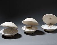 Powder Tractate ceramic 2010