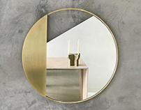 REVOLUTION — brass mirrors × Edizione Limitata