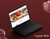 Layout Web - Vanille Cafetiére