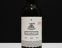 Azimuth-Craft Beer Branding