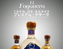 El Fogonero Collaborative poster design (Japan)