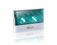 ULTRAWORKS Acrylic Card Holder