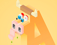 Isometric Alphabet