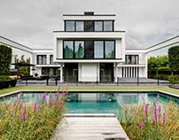 Villa Z in Amsterdam, Netherlands by StudioHercules