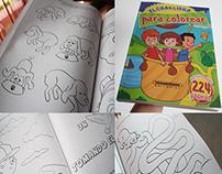 Gran Libro Para Colorear