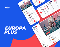 Radio Station Europa Plus