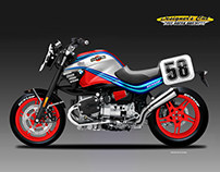 BMW R 1150 MARTINI CAFE'SUPERBIKE