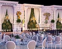 Wedding_event_visualization @ dubai