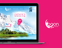 Boon Water | Web Site Design