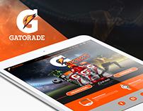 Gatorade Sports App