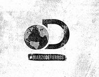 Marzo de Fierros. Discovery.