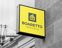 Boaretto Imóveis | Branding