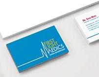First Light Medics Rebranding
