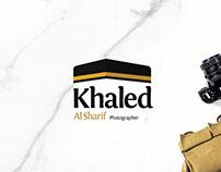 Khaled AlSharif Logo