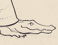 Crocosnail