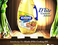 Proposed Kimbo Oil Campaign