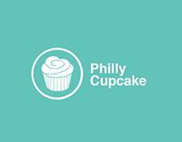 Philly Cupcake Rebrand + Web Design