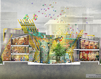 (M.ARCH PRE-THESIS) LIBRARY OF PLAY