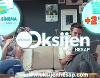 Odeabank'tan Oksijen Hesap Storyboard