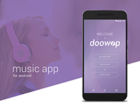 Music App for Android