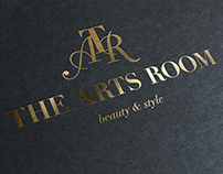 Branding for concept store The Arts Room