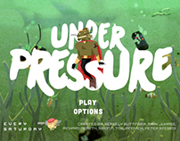 Under Pressure - game visuals