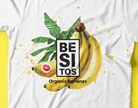 A Brandeá Besitos Bananas