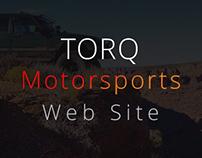 Torq Motorsports Web Site