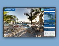 UI/UX – HolidayCheck - Navigation Concept Google 360°