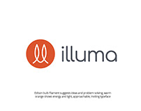 Illuma Logo Concepts