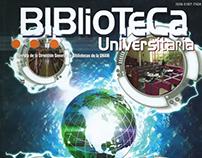 Ilustraciones para Biblioteca Universitaria UNAM