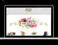 Spring web theme: Beekman 1802