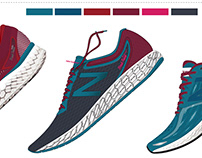 New Balance Color Project