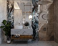 Bathroom Interior Design #1