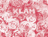 lllustration for Klam covering Ride