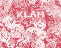 lllustration for Klam covering Ride