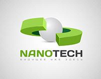 Scientific custom logo logotype design Дизайн лого