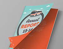 PTS Annual Report 13-14