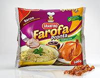 Farofa Pronta Granfino