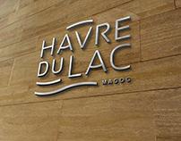 Havre du lac - Image de marque - Site Web Brochure