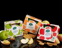 Packaging Apple Puree - Jardin d'Orante