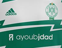 Raja Casablanca Full concept by AYOUB JDAD