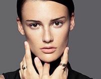 Andrea Blais Jewelry Campaign