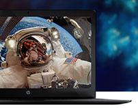 HP+NASA
