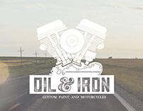 Oil & Iron - Logo Design