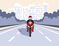Infographic 10 - Motorcycle Safety